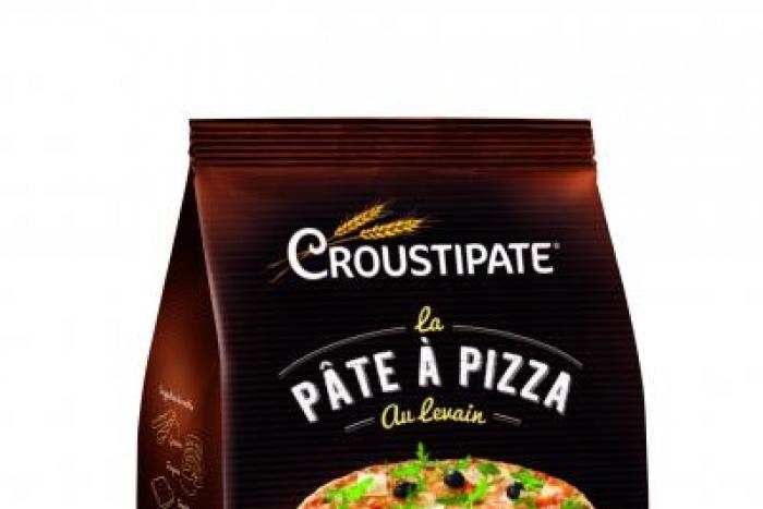 Recette de pizza chocolat et segments d'orange rapide