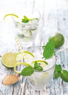 Recette de mojito cocktail sans alcool pour les enfants