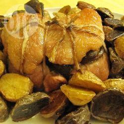 Recette rôti de magrets de canard et pommes de terre à l'ail (noël ...