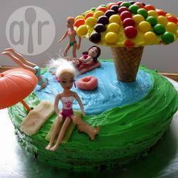 Recette gâteau d'anniversaire piscine – toutes les recettes allrecipes