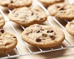 Recette cookies au chocolat au lait et à la banane