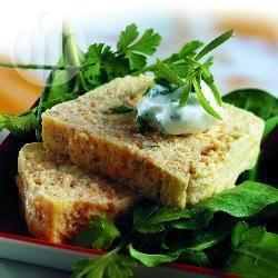 Recette terrine de saumon, sauce à l'estragon – toutes les recettes ...