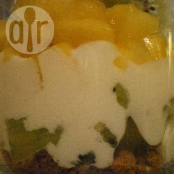Recette verrines mangue spéculoos – toutes les recettes allrecipes