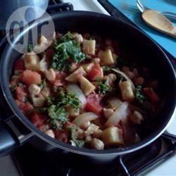 Recette soupe de pois chiches à la marocaine – toutes les recettes ...
