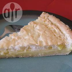 Recette tarte meringuée au citron – toutes les recettes allrecipes