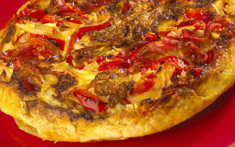 Recette omelette espagnole économique > cuisine étudiant