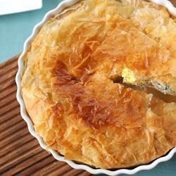 Recette torta pasqualina (tourte aux épinards et à la ricotta ...