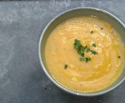Recette de soupe de carotte parfumée