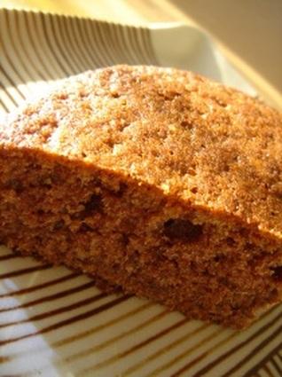 Recette de cake au chocolat et à la cannelle