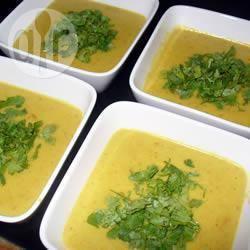 Recette soupe de carottes au lait de coco – toutes les recettes ...