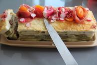Recette de croque cake à l'italienne