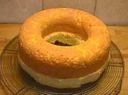 Recette de gâteau couronne
