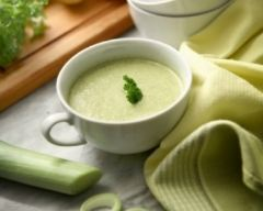 Recette soupe de poireaux multivitaminée