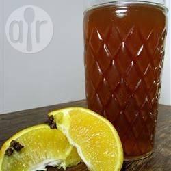 Recette thé à l'orange et aux épices – toutes les recettes allrecipes