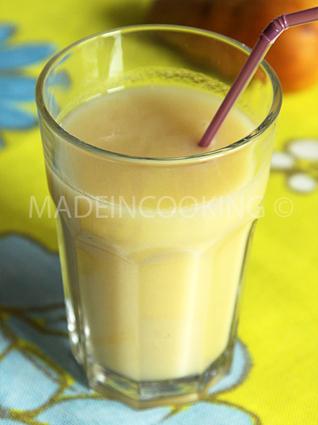 Recette de smoothie à la poire et à la pomme