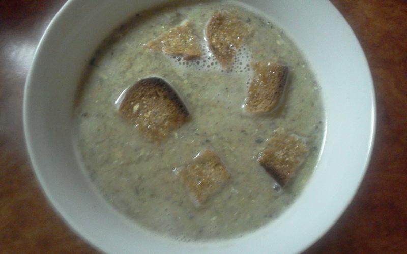 Recette soupe de sardines et croûtons ailés pas chère et facile ...