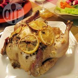 Recette poulet rôti à l'ail – toutes les recettes allrecipes