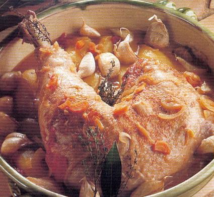 Recette de cuisse de dinde à la provençale
