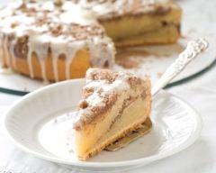 Recette gâteau au yaourt et crème café
