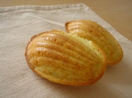 Recette de madeleines faciles aux amandes