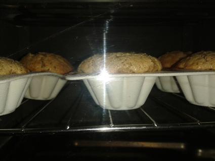 Recette de muffins gourmands aux amandes