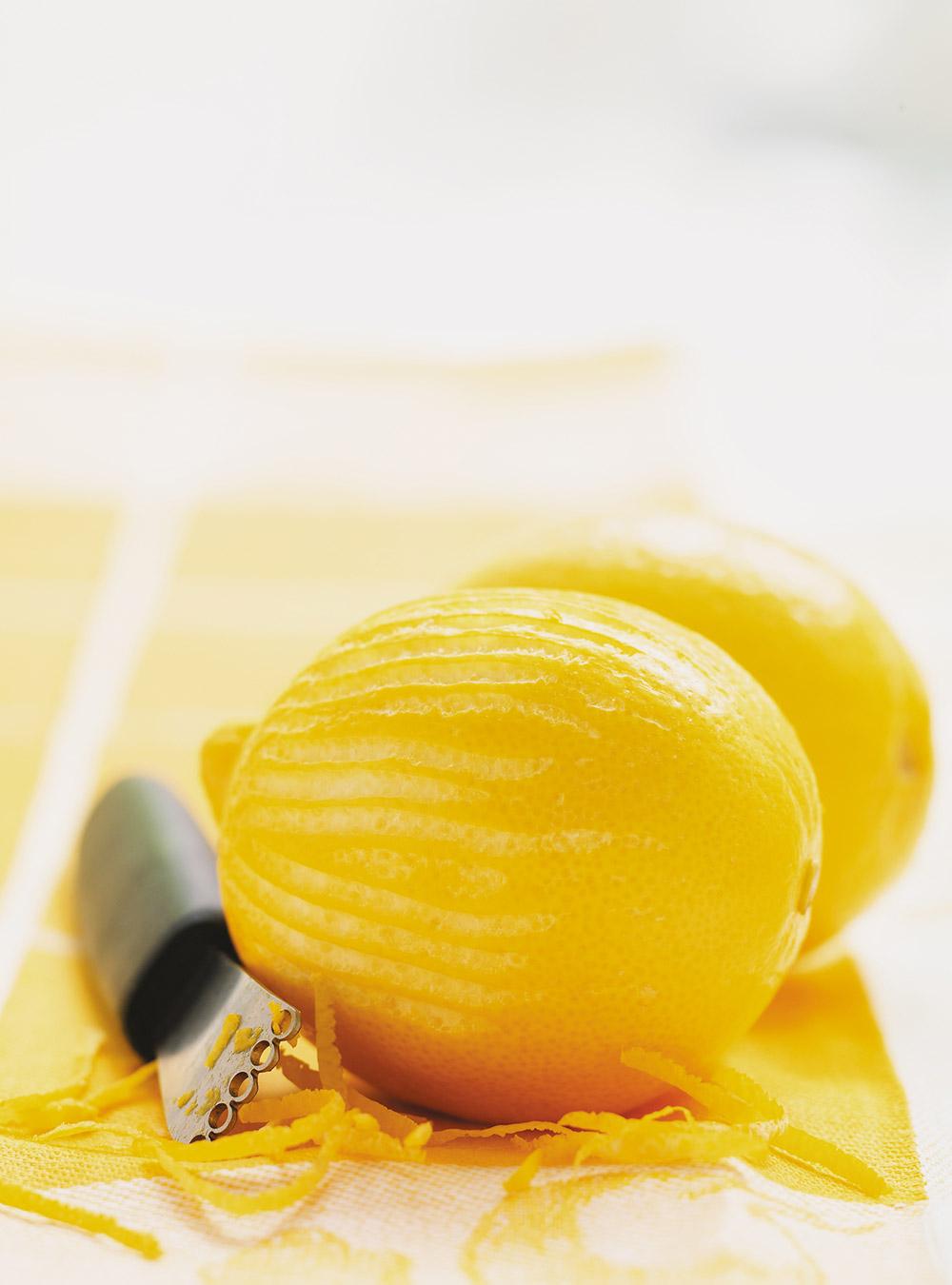 Poisson grillé sur risotto citronné | ricardo