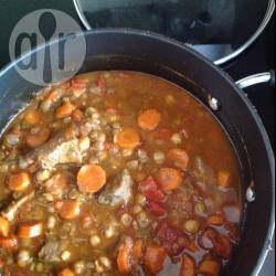 Recette soupe marocaine au veau et aux lentilles – toutes les ...