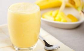 Smoothie ananas-banane pour 4 personnes