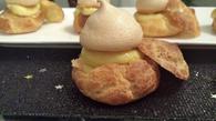 Recette choux citron meringué (dessert aux fruits)