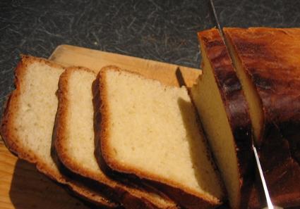 Recette de pain de mie comme chez le boulanger