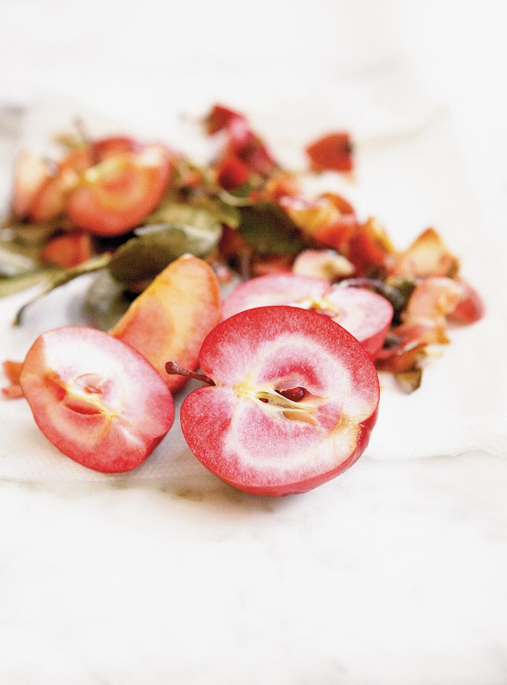 Confiture de rhubarbe et de pommes | ricardo