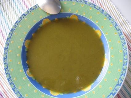 Recette de soupe de légumes d'hiver