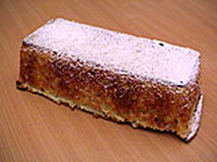 Recette de cake glacé aux biscuits roses