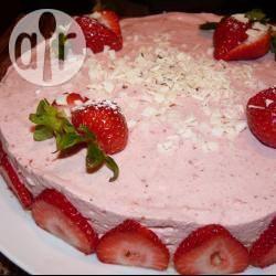 Recette bavarois aux fraises et au chocolat blanc – toutes les ...