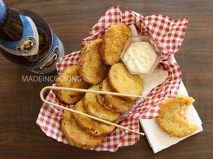 Recette de beignets de tomates kumato®