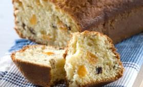 Cake aux raisins secs et écorces d'oranges pour 6 personnes ...