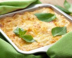 Recette lasagnes aux deux saumons