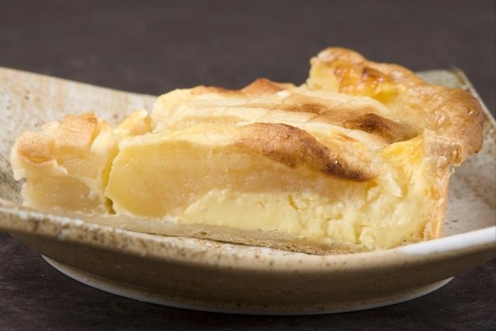 Recette de tarte alsacienne aux poires facile et rapide