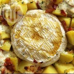Recette camembert au miel cuit au four – toutes les recettes ...
