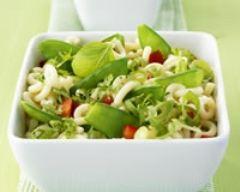 Recette salade de pâtes végétarienne