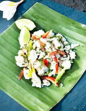Salade des îles pour 2 personnes