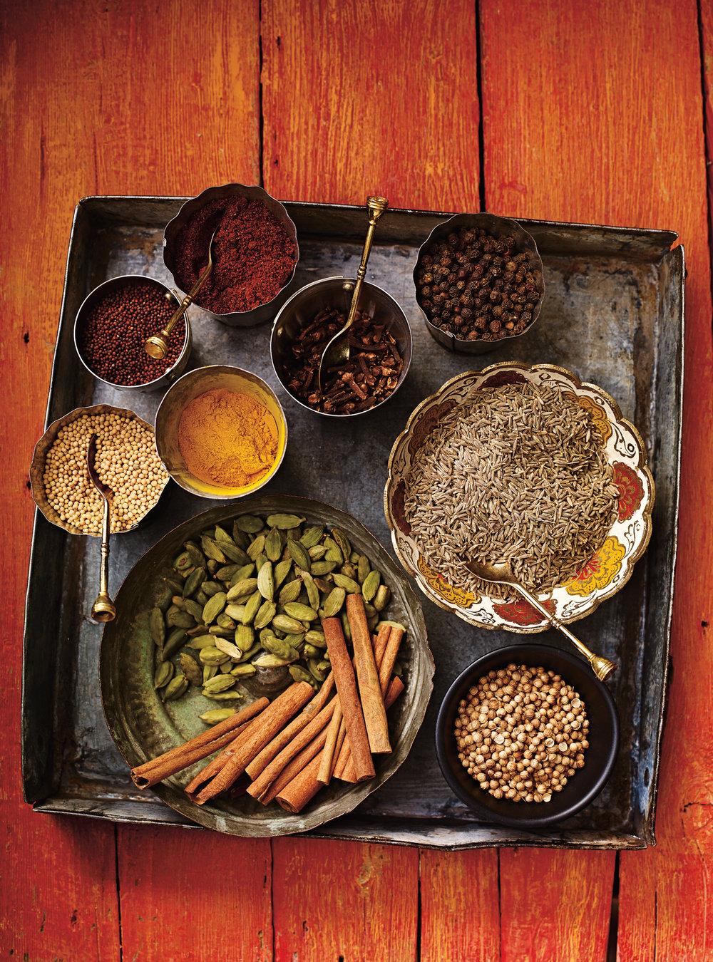 Épices tandoori   ricardo