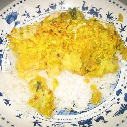 Recette crumble de saumon à la noix de coco – toutes les recettes ...