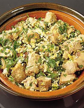 Salade au jarret de veau pour 4 personnes recette - Cuisiner un jarret de veau ...