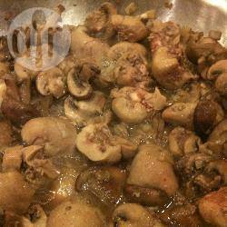 Recette rognons de veau aux champignons – toutes les recettes ...