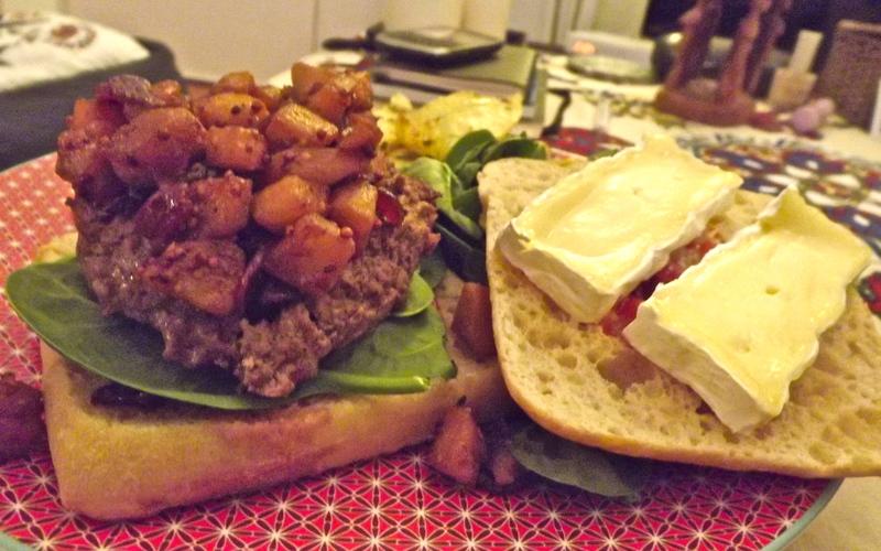 Recette burger alimélouch crémeux économique et facile > cuisine ...
