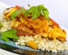 Recette tajine de poisson à la marocaine