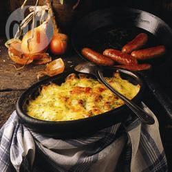 Recette gratin d'oignons – toutes les recettes allrecipes