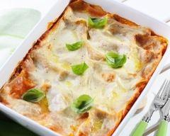 Recette lasagnes aux poissons
