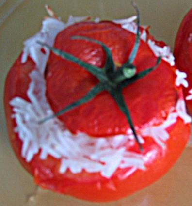Recette de tomates farcies au roquefort